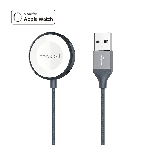 dodocool Apple Watch Charger MFi Certified 3.3ft Nylon Braided Scratch Resistant Magnetic ChargerCellphone &amp; Accessories<br>dodocool Apple Watch Charger MFi Certified 3.3ft Nylon Braided Scratch Resistant Magnetic Charger<br>