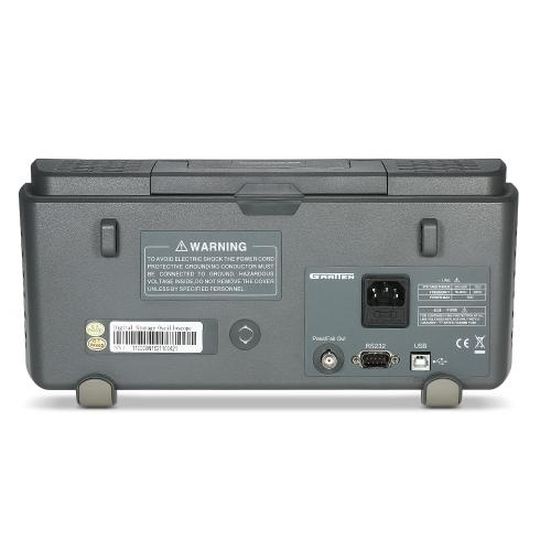 Digital Oscilloscope Scope Meter GA1062CAL 2CH 60MHz Bandwidth 8-bit 1GSa/s Sampling RateTest Equipment &amp; Tools<br>Digital Oscilloscope Scope Meter GA1062CAL 2CH 60MHz Bandwidth 8-bit 1GSa/s Sampling Rate<br>
