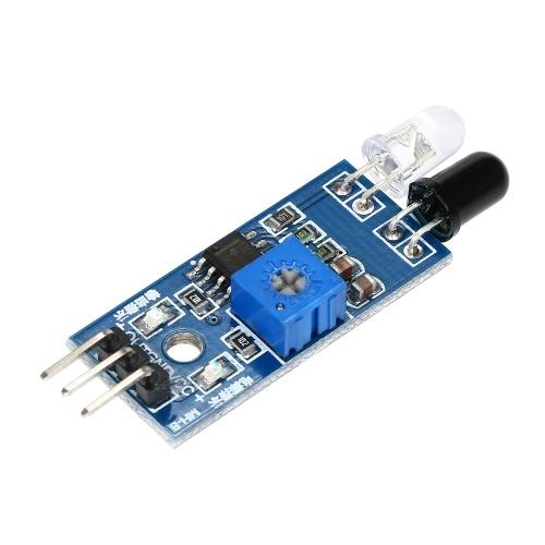 Arduinoスマートカーロボットのための20個のIR赤外線センサーモジュール障害回避モジュールボード
