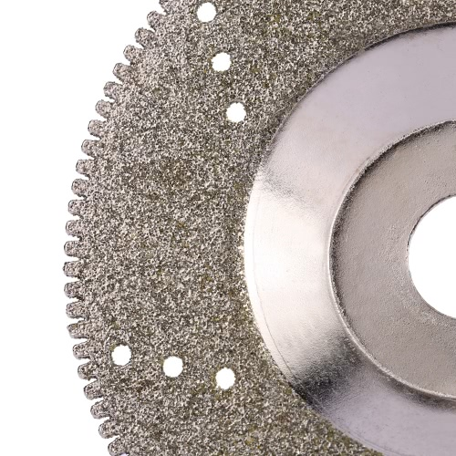 100mm 4 Inch Diamond Coated Grinding Polishing Grind Disc Saw Blade 16mm Inner Diameter Rotary Wheel Grit For Angle GrinderTest Equipment &amp; Tools<br>100mm 4 Inch Diamond Coated Grinding Polishing Grind Disc Saw Blade 16mm Inner Diameter Rotary Wheel Grit For Angle Grinder<br>