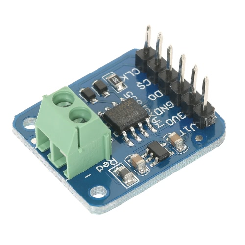 MAX31855 K Type Thermocouple Breakout Board Module Temperature -200°C to +1350°C OutputTest Equipment &amp; Tools<br>MAX31855 K Type Thermocouple Breakout Board Module Temperature -200°C to +1350°C Output<br>