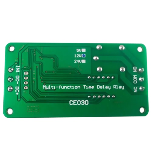 1CH 12V Digital Tube Multi-function Delay Relay LED Timer Switch PLC Smart HomeTest Equipment &amp; Tools<br>1CH 12V Digital Tube Multi-function Delay Relay LED Timer Switch PLC Smart Home<br>