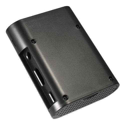 Black Protective Case for Raspberry Pi 2 Pi 3 Model B &amp; Pi Model B+ with 2 Heat SinksTest Equipment &amp; Tools<br>Black Protective Case for Raspberry Pi 2 Pi 3 Model B &amp; Pi Model B+ with 2 Heat Sinks<br>