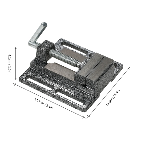 2.5 Heavy Duty Drill Press Clamp Table Vise Machine Repair Vice ToolTest Equipment &amp; Tools<br>2.5 Heavy Duty Drill Press Clamp Table Vise Machine Repair Vice Tool<br>