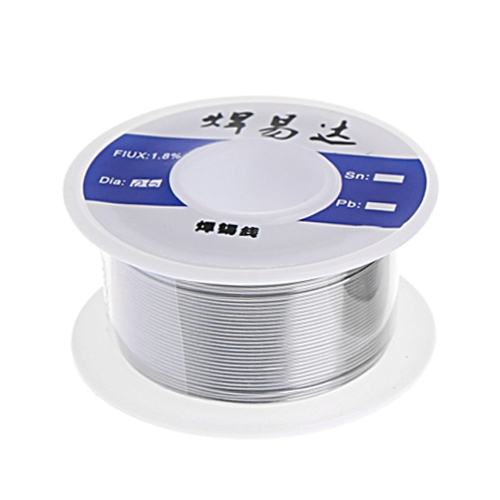 100g 0.6mm/0.8mm/1.0mm Tin Lead Wire Solder Melt Rosin 1.8% Flux Roll Core Soldering Welding Wires for Electrical SolderdingTest Equipment &amp; Tools<br>100g 0.6mm/0.8mm/1.0mm Tin Lead Wire Solder Melt Rosin 1.8% Flux Roll Core Soldering Welding Wires for Electrical Solderding<br>