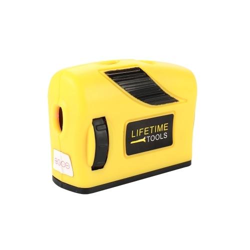 4-в-1 Инфракрасный лазерный уровень Ручной измерительный инструмент без штатива