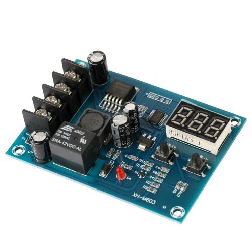 XH-M603バッテリー充電制御ボード