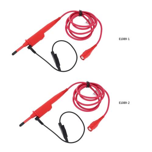 P2500C 5kV 100X 500MHz High Voltage Oscilloscope Probe Passive Clip Probe Test ToolTest Equipment &amp; Tools<br>P2500C 5kV 100X 500MHz High Voltage Oscilloscope Probe Passive Clip Probe Test Tool<br>