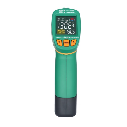 MASTECH -60°C~500°C Handheld Non-Contact Digital IR Infrared ThermometerTest Equipment &amp; Tools<br>MASTECH -60°C~500°C Handheld Non-Contact Digital IR Infrared Thermometer<br>