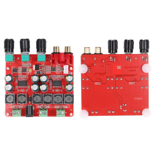 TPA3118 2.1 Channel Digital Stereo Subwoofer Power Amplifier Board 2*30W+60W DC12V-26VTest Equipment &amp; Tools<br>TPA3118 2.1 Channel Digital Stereo Subwoofer Power Amplifier Board 2*30W+60W DC12V-26V<br>