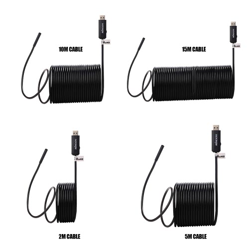 KKmoon 5.5mm USB Endoscope Waterproof USB2.0 Handheld Borescope Inspection Camera 0.3 Megapixel CMOS with 6pcs Adjustable LED LighTest Equipment &amp; Tools<br>KKmoon 5.5mm USB Endoscope Waterproof USB2.0 Handheld Borescope Inspection Camera 0.3 Megapixel CMOS with 6pcs Adjustable LED Ligh<br>