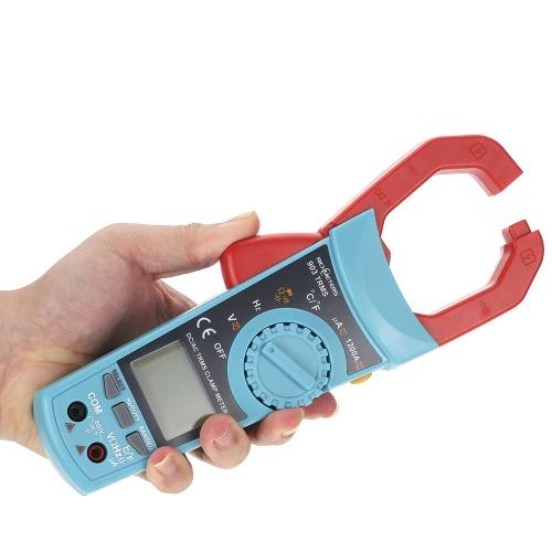 RICHMETERS RM903 Digital Backlit Clamp Meter Ammeter 1200A Multimeter Thermometer Voltmeter AC DC Voltage Meter Temperature MeasurTest Equipment &amp; Tools<br>RICHMETERS RM903 Digital Backlit Clamp Meter Ammeter 1200A Multimeter Thermometer Voltmeter AC DC Voltage Meter Temperature Measur<br>