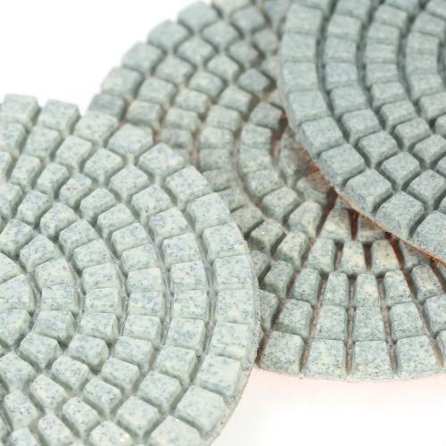 10pcs 3 Diamond Flexible Wet Polishing Pads Grinding Disc + 1pc Backing Pad for Granite Marble Stone Ceramic Tile ConcreteTest Equipment &amp; Tools<br>10pcs 3 Diamond Flexible Wet Polishing Pads Grinding Disc + 1pc Backing Pad for Granite Marble Stone Ceramic Tile Concrete<br>