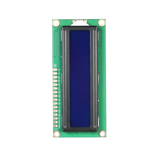 10pcs 1602A Blue Backlight 2-Lines * 16-Characters HD44780 Character LCD Display Modules for ArduinoTest Equipment &amp; Tools<br>10pcs 1602A Blue Backlight 2-Lines * 16-Characters HD44780 Character LCD Display Modules for Arduino<br>
