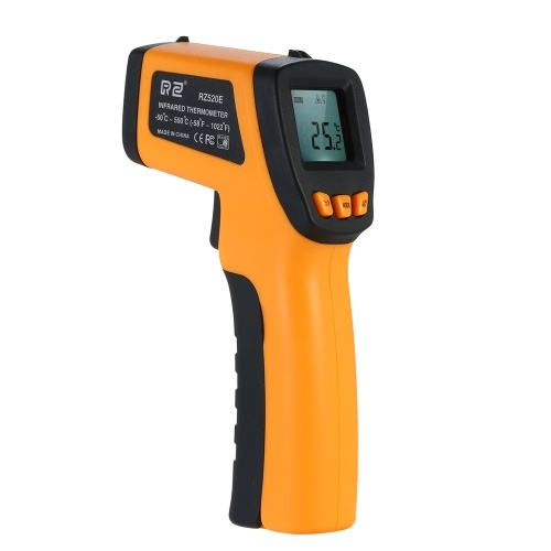 RZ -50~550℃(-58~1022℉) Handheld Non-contact IR Infrared Thermometer