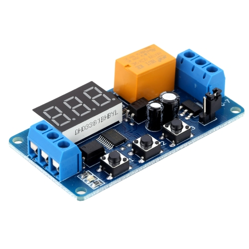 LED Display Automation Digital Delay Timer Control Relay Switch Module 3V/3.7V/4.5V/5V/6VTest Equipment &amp; Tools<br>LED Display Automation Digital Delay Timer Control Relay Switch Module 3V/3.7V/4.5V/5V/6V<br>