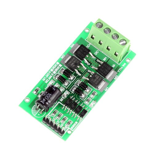 DC5V~27V 5A DC Motor Driver Board Module Reversible Speed Control H Bridge PWM Signal ControllerTest Equipment &amp; Tools<br>DC5V~27V 5A DC Motor Driver Board Module Reversible Speed Control H Bridge PWM Signal Controller<br>