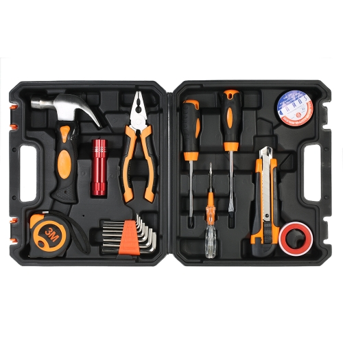 8pcs Multi-functional Household Hand Tools Kit Electrical Maintenance Repair Tools Set with Storage CaseTest Equipment &amp; Tools<br>8pcs Multi-functional Household Hand Tools Kit Electrical Maintenance Repair Tools Set with Storage Case<br>