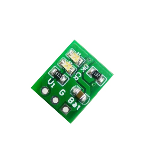 Tiny 5V 1A Ultra-small Li-ion Rechargeable Battery Charger Module 18650 Model Remote Control Toy Special Charging Board