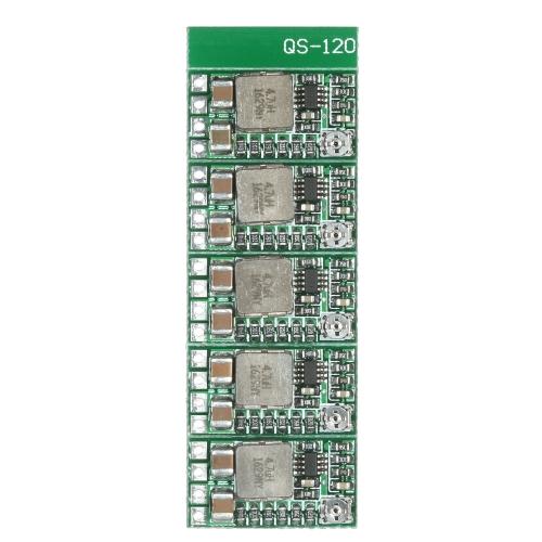 5 قطع البسيطة دس 4.5-24 فولت إلى 5 فولت 3a التنحي وحدة الطاقة باك تحويل 97.5٪ كفاءة