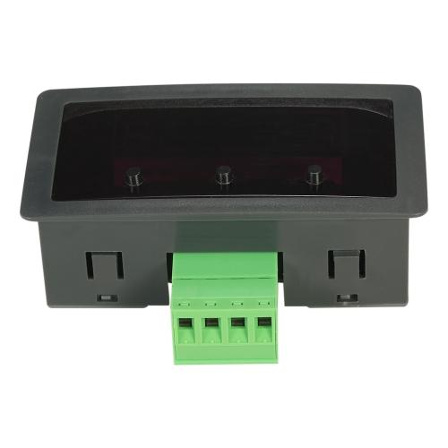 مصغرة شاشات الكريستال السائل الرقمية عداد وحدة التحكم DC / AC6V ~ 25V الإلكترونية مع واجهة NPN و PNP إشارة 1 ~ 999999 مرات العد المدى