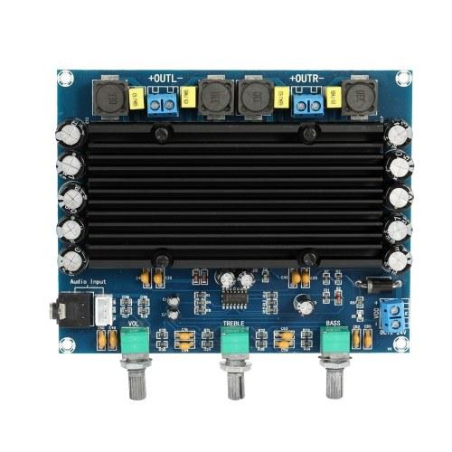 XH-M549トーン付TPA3116D2 2x150WデジタルオーディオHIFIアンプボード2.0チャンネル