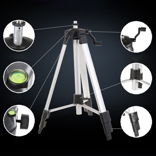 Adjustable Tripod Measuring Instrument Holder Stand Height AdjustmentTest Equipment &amp; Tools<br>Adjustable Tripod Measuring Instrument Holder Stand Height Adjustment<br>
