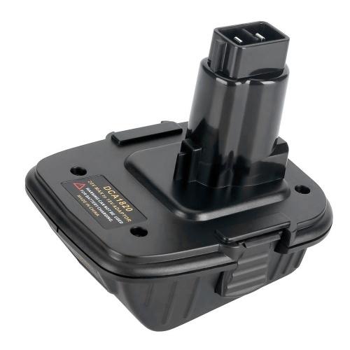 18V Adaptateur secteur pour batterie Li-ion Makita 18V converti piles RYOBI FR