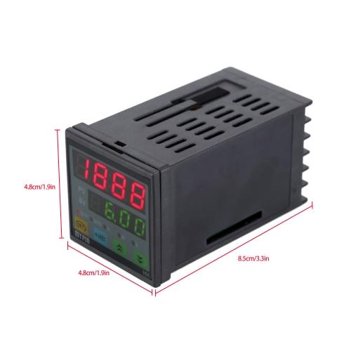 90-260V AC/DC Digital Timer Countdown Time Counter Chronograph Relay Output 1 AlarmTest Equipment &amp; Tools<br>90-260V AC/DC Digital Timer Countdown Time Counter Chronograph Relay Output 1 Alarm<br>