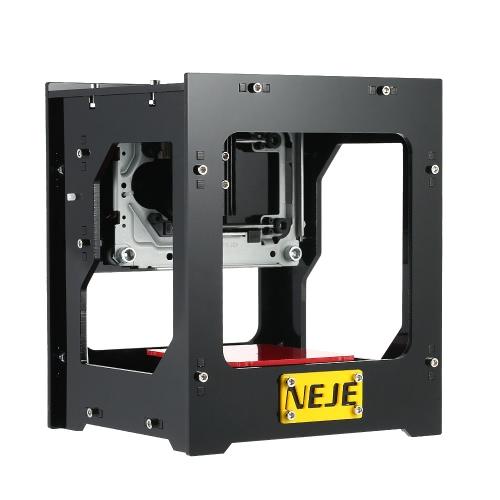 NEJE DK-8-FKZ Marke Neue 1500 mW High Speed Mini USB Laserengraver Carver Automatische DIY Druck Gravur Carving-maschine