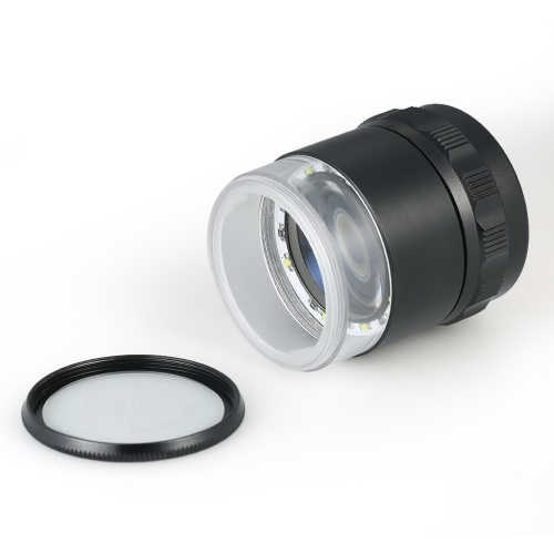 10X Mini Multi-functional Handheld LED Scale Loupe Portable 28mm Jeweler Loupe Magnifier with 8 LED Light Reticle Scale MagnifyingTest Equipment &amp; Tools<br>10X Mini Multi-functional Handheld LED Scale Loupe Portable 28mm Jeweler Loupe Magnifier with 8 LED Light Reticle Scale Magnifying<br>