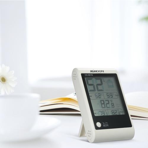 KKmoon LCD ? / ? Digital Thermometer Hygrometer Temperature Humidity MeterTest Equipment &amp; Tools<br>KKmoon LCD ? / ? Digital Thermometer Hygrometer Temperature Humidity Meter<br>
