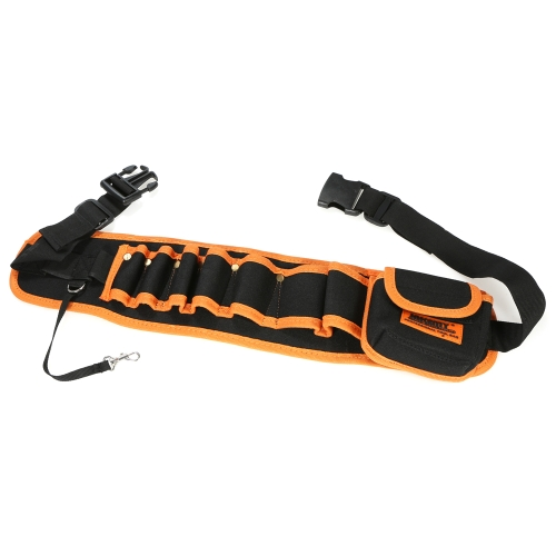 JAKEMY JM-B04 Multi-functional Waist Tool Bag Pockets Pouch Organizer for Carpenter Hammer Electrician Repair ToolsTest Equipment &amp; Tools<br>JAKEMY JM-B04 Multi-functional Waist Tool Bag Pockets Pouch Organizer for Carpenter Hammer Electrician Repair Tools<br>