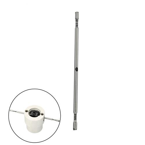 ダブルヘッドのためのカッターポールアクセサリーニブル金属カッティングシートニブラーカッター部品360度調節可能なドリルアタッチメント電動工具付属品切削工具