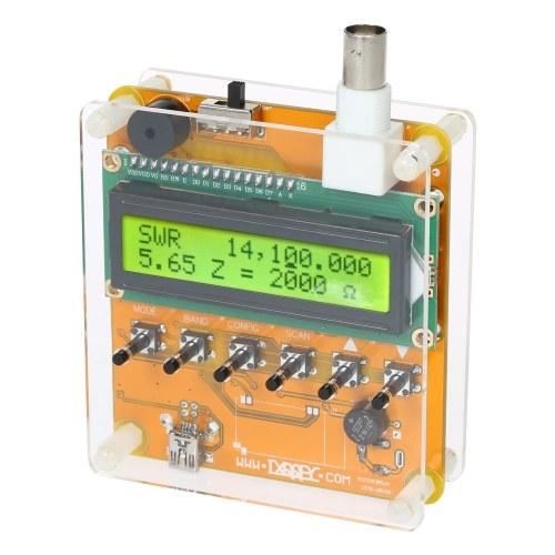Appareil de contrôle numérique de mètre d'analyseur d'antenne à ondes courtes