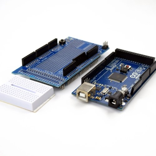 Kit d'apprentissage Ultimate Starter adapté pour Arduino MEGA 2560 LCD1602