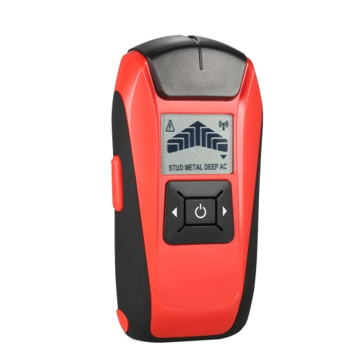 Multifunctional Handheld LCD Wall Stud Finder Metal Wood Studs AC Cable Live Wire Scanner Detector TesterTest Equipment &amp; Tools<br>Multifunctional Handheld LCD Wall Stud Finder Metal Wood Studs AC Cable Live Wire Scanner Detector Tester<br>