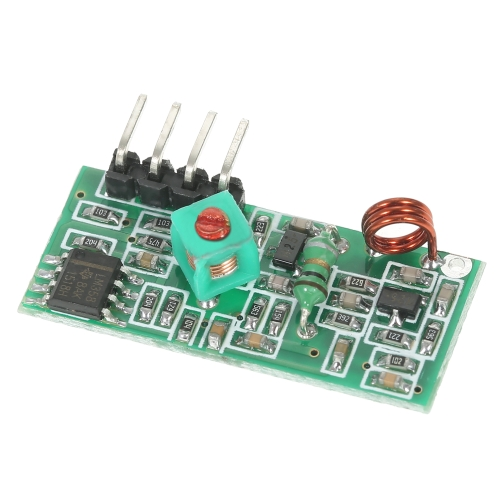 10PCS 433Mhz RF Transmitter with Receiver Kit Transmitter and Receiver ModuleTest Equipment &amp; Tools<br>10PCS 433Mhz RF Transmitter with Receiver Kit Transmitter and Receiver Module<br>