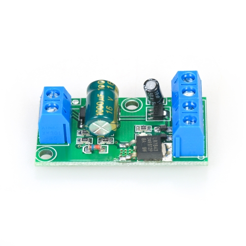 Mini Step-up Voltage Converter Module 0~5V to 0~10V/0~12V/0~24V Voltage and Current Amplifier Board Boost Converter with PWM Signal
