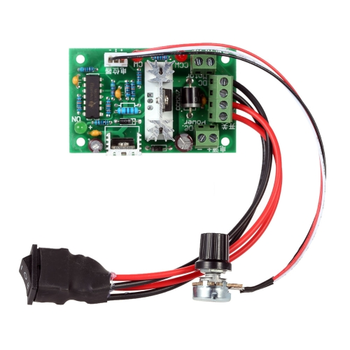 Adjustable DC Motor Speed PWM Controller Adjuster 10V 12V 24V 30V 3A Switch 120WTest Equipment &amp; Tools<br>Adjustable DC Motor Speed PWM Controller Adjuster 10V 12V 24V 30V 3A Switch 120W<br>