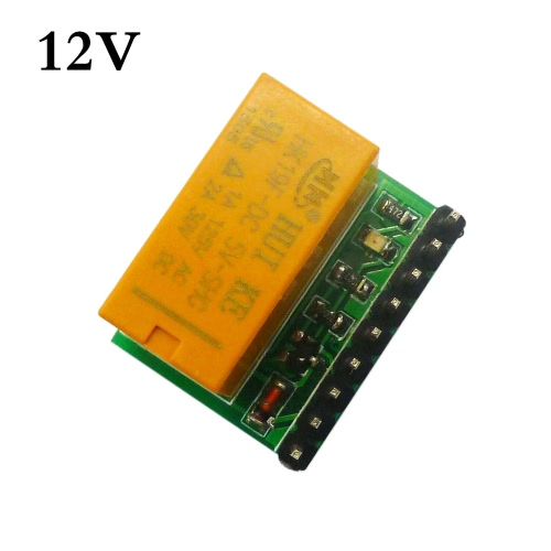 Mini DC 12V DPDT Double-Throw Relay Module Anti-polarity Switch Board Motor LEDTest Equipment &amp; Tools<br>Mini DC 12V DPDT Double-Throw Relay Module Anti-polarity Switch Board Motor LED<br>