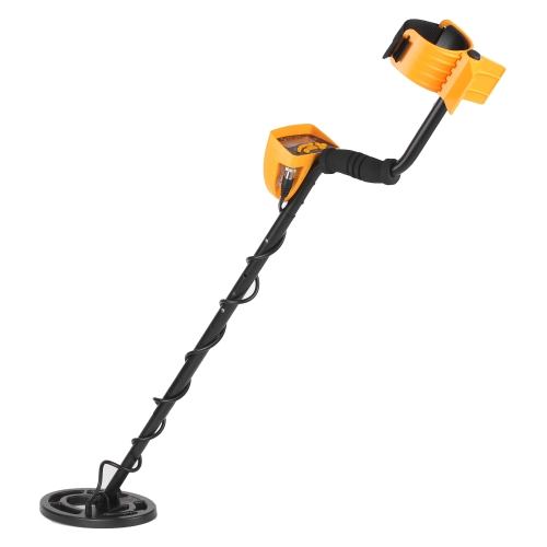 KKmoon Professional Metal Detector LCD Display Nugget Detector High Performance Underground Gold Digger Treasure Hunter with ThreeTest Equipment &amp; Tools<br>KKmoon Professional Metal Detector LCD Display Nugget Detector High Performance Underground Gold Digger Treasure Hunter with Three<br>