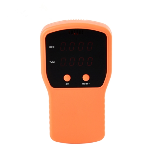 Portable Air Quality Detector Digital Formaldehyde Gas Monitor LCD HCHO &amp; TVOC Tester Instrument Meter Air Analyzers for Indoor HoTest Equipment &amp; Tools<br>Portable Air Quality Detector Digital Formaldehyde Gas Monitor LCD HCHO &amp; TVOC Tester Instrument Meter Air Analyzers for Indoor Ho<br>