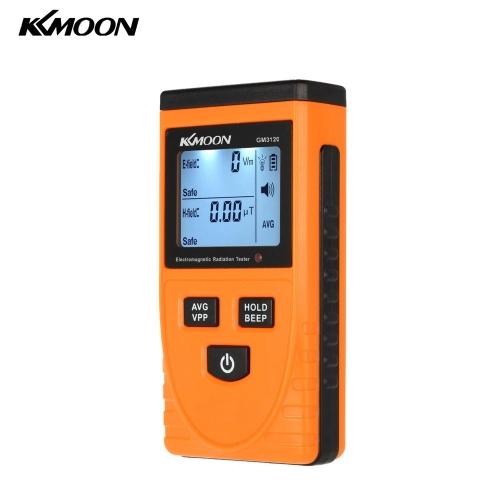 Digital LCD Electromagnetic Radiation Detector Meter Dosimeter Tester CounterTest Equipment &amp; Tools<br>Digital LCD Electromagnetic Radiation Detector Meter Dosimeter Tester Counter<br>
