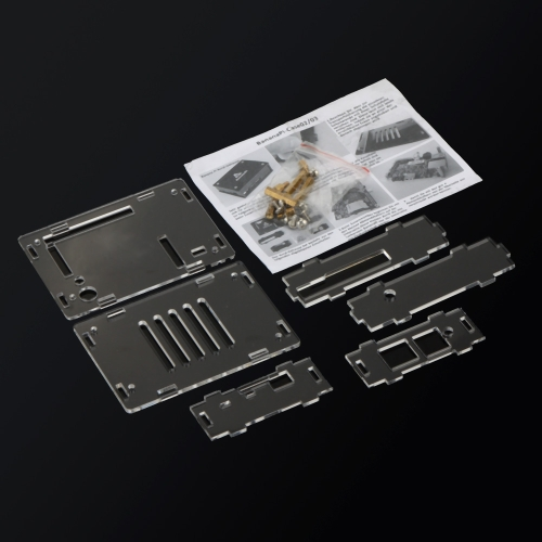 Acrylic Clear Case Transparent Box for Banana Pi ProTest Equipment &amp; Tools<br>Acrylic Clear Case Transparent Box for Banana Pi Pro<br>