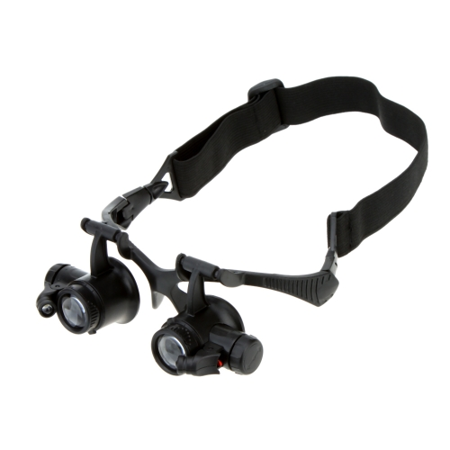 10X 15X 20X 25X Binocular Loupe Glasses Magnifier LED Light for Jewelry Appraisal Watch RepairTest Equipment &amp; Tools<br>10X 15X 20X 25X Binocular Loupe Glasses Magnifier LED Light for Jewelry Appraisal Watch Repair<br>