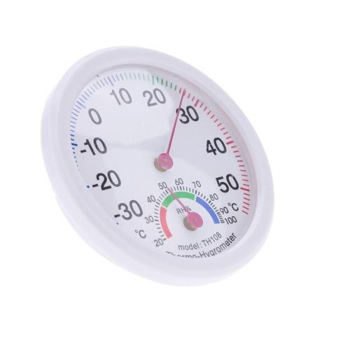 -35~55°C Mini Indoor Analog Temperature Humidity Meter Thermometer HygrometerTest Equipment &amp; Tools<br>-35~55°C Mini Indoor Analog Temperature Humidity Meter Thermometer Hygrometer<br>