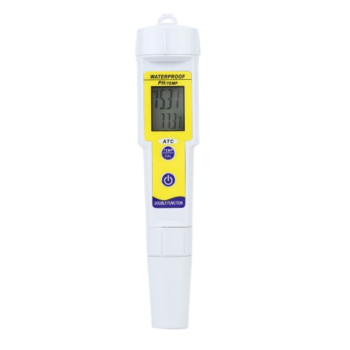 Professional Mini Pen-Type High Precision with Removing Automatic Correction Waterproof Acidity Meter Portable pH Meter Water QualTest Equipment &amp; Tools<br>Professional Mini Pen-Type High Precision with Removing Automatic Correction Waterproof Acidity Meter Portable pH Meter Water Qual<br>