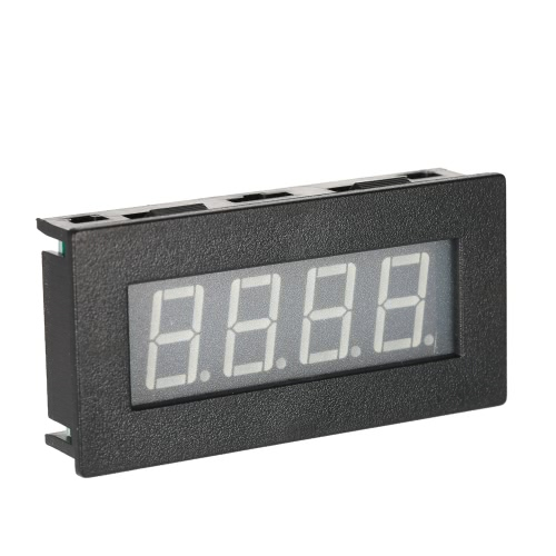 High Precision 0.56 4 LED Digital Frequency Tachometer Car Motor Speed Meter RPM Measurement Tester 5-9999R/M DC 8-15VTest Equipment &amp; Tools<br>High Precision 0.56 4 LED Digital Frequency Tachometer Car Motor Speed Meter RPM Measurement Tester 5-9999R/M DC 8-15V<br>