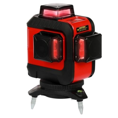 KKMOON Projecteur de niveau laser multifonctionnel bricolage